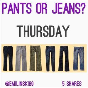 Thursday Pants Group